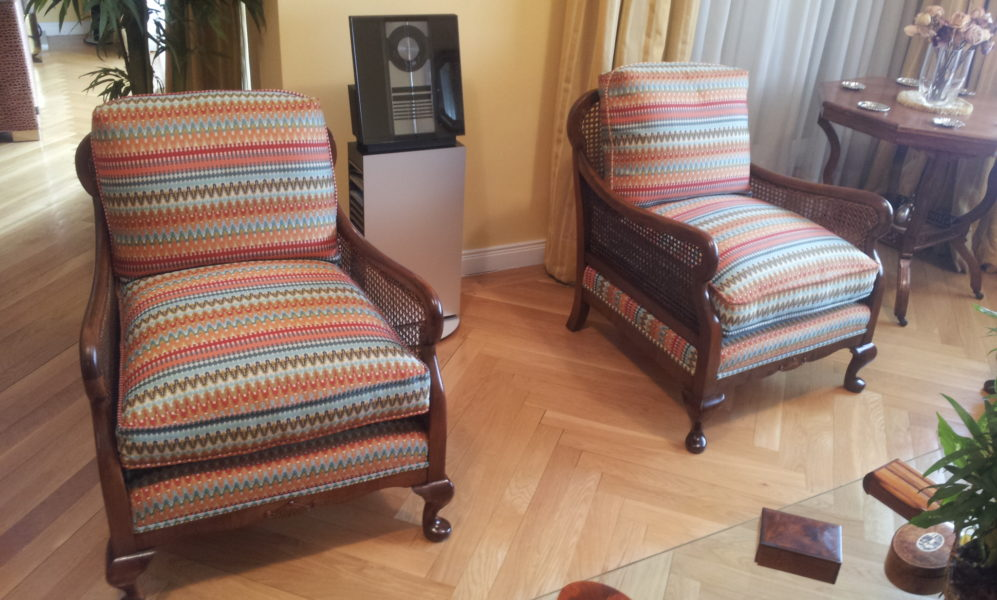 Galeria - Restauración y tapizados