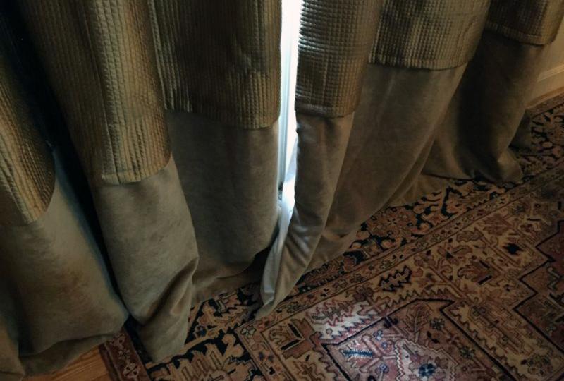 Blog Aprovecha tus cortinas antiguas